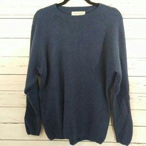 Paolo Mondo cashmere sweater size L